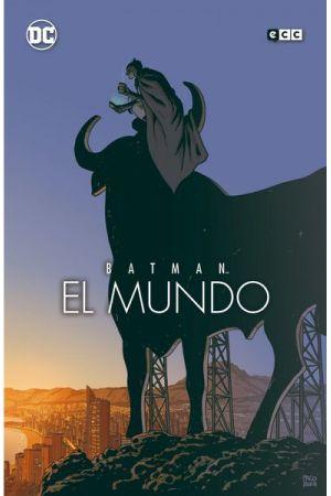 BATMAN EL MUNDO (PORTADA PACO ROCA)