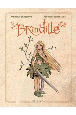 BRINDILLE + EX LIBRIS FIRMADO