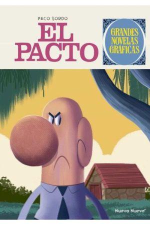 EL PACTO + EX LIBRIS FIRMADO
