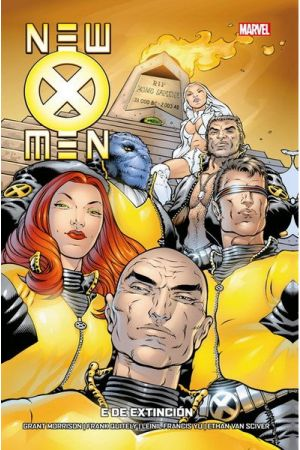 NEW X-MEN E DE EXTINCION 1