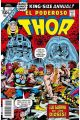 MARVEL FACSIMIL. THE MIGHTY THOR ANUAL 5 17
