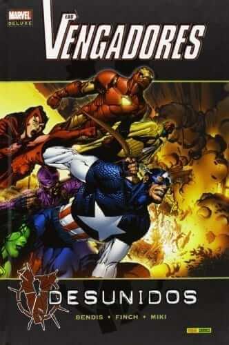 comics vengadores desunidos