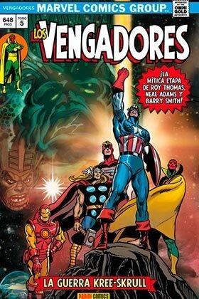 comprar comics vengadores skrulls