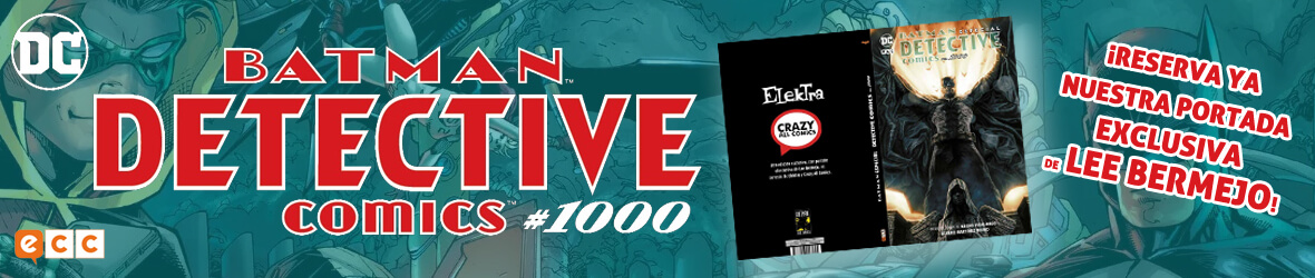 batman detective comics 1000 español